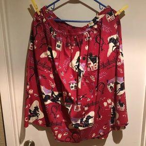 Steph Buscema Sleepy Hollow skirt